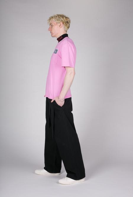 Christian Dada Dadaism T-Shirt - Pink