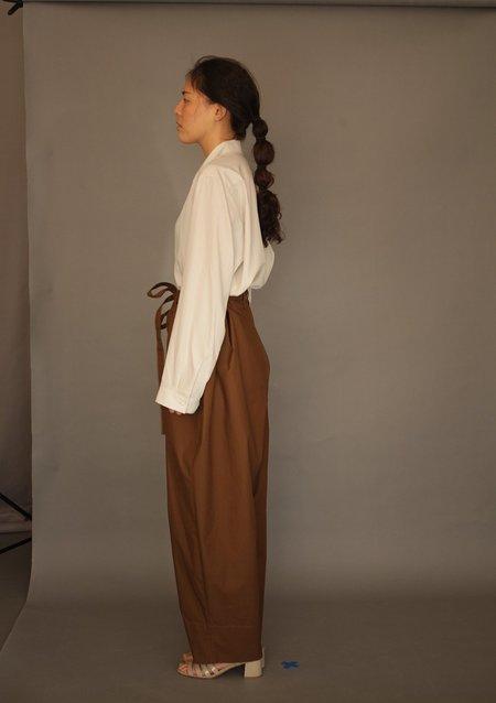 PRONOUNCE Uniform Pants - Brown