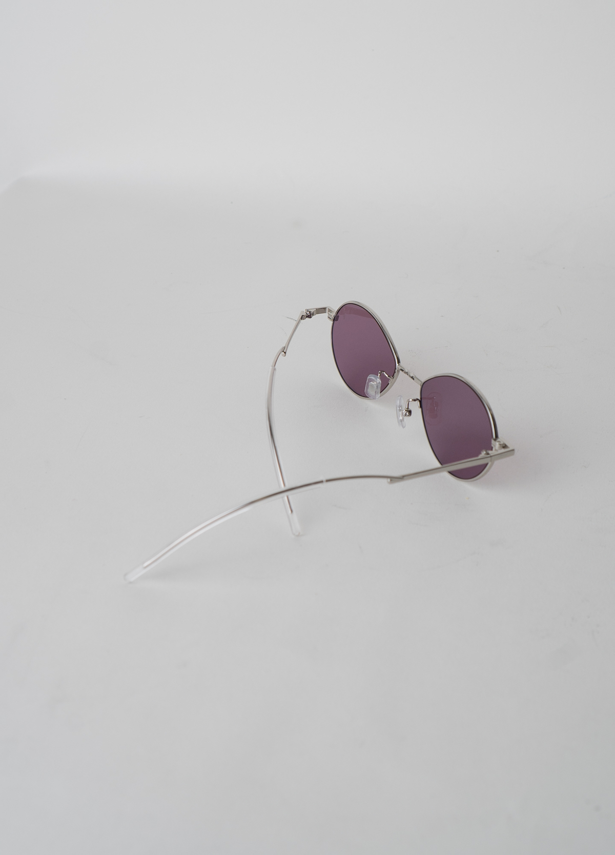 a5740718d0 Gentle Monster Cobalt 02 V Sunglasses - Silver Violet