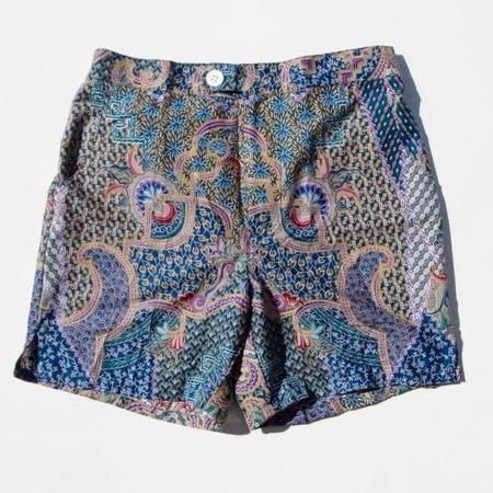 Footage Straits Shorts - Floral/Multi