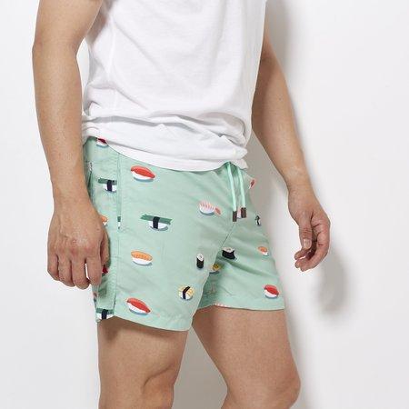 NIKBEN Swim Shorts - Jiro