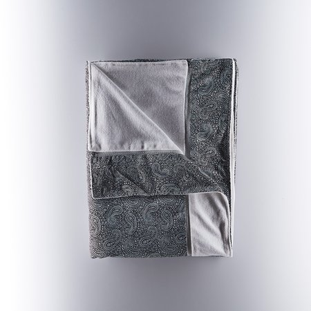 Onia Tilden Towel - BLACK PAISLEY
