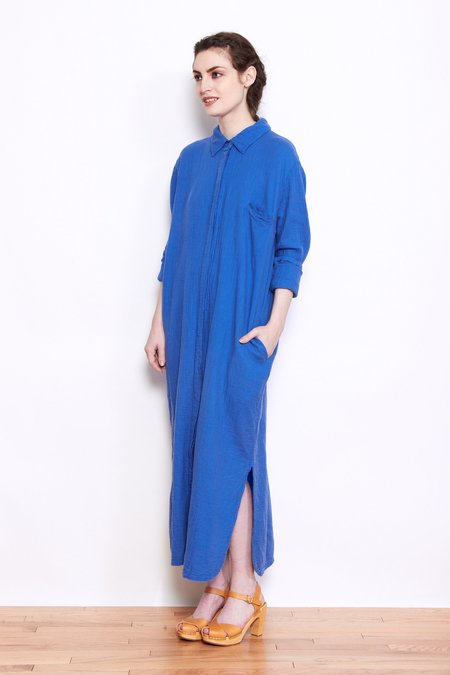 Atelier Delphine Augustina Overlay - Cobalt Blue