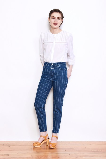 CLOSED Day Jean - Striped Laser