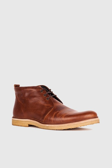 Royal Republiq Cast Crepe Midcut - Tan