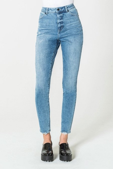 Cheap Monday Donna Jeans - Washed Out