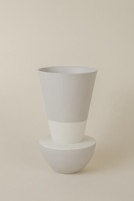 Hawkins NY Versa Vase Up - White/Grey