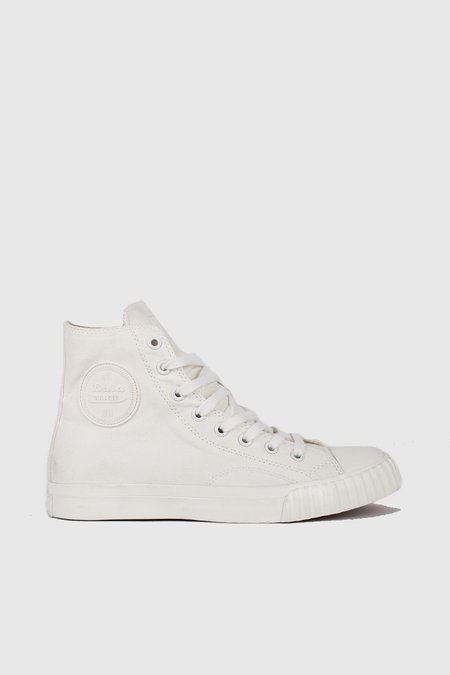 UNISEX BATA BULLETS High Cut - White/Cream