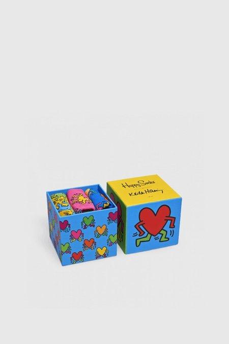 Unisex Happy Socks Keith Haring - Sock Box Set