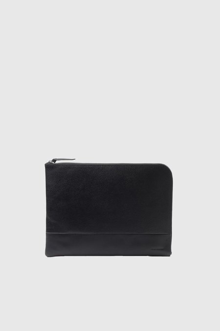 Royal Republiq Laptop Sleeve Caviar - Black