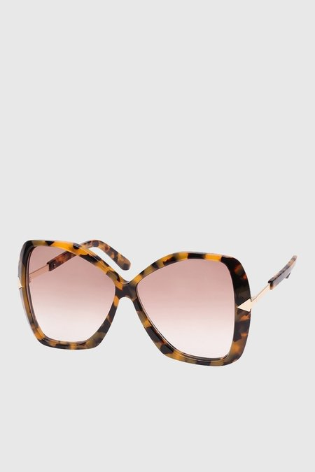 Karen Walker Eyewear Mary - Crazy Tort