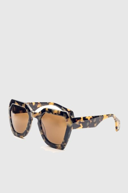 Age Eyewear Mirage Sunglasses - Fromage Tort