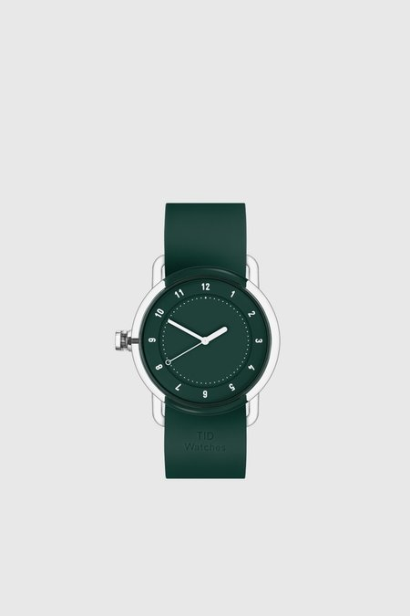 Unisex TID Watches No. 3 TR90 - Green