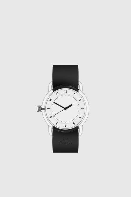Unisex TID Watches No. 3 TR90 - White