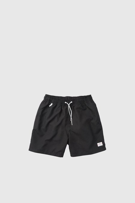 Penfield Seal Swim Shorts - Black