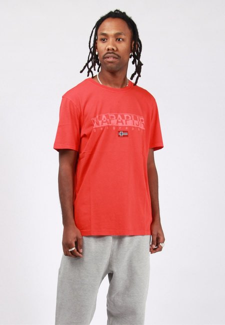 NAPAPIJRI Sapriol T-Shirt - Bright Red