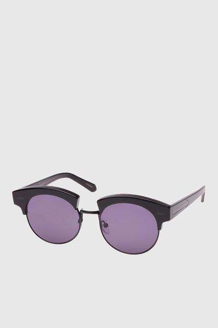 Karen Walker Eyewear The Constable - Black