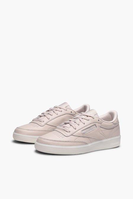 Reebok x FACE Club C 85 Sneakers - Face Moonwhite