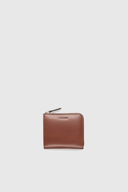 Norse Projects Marko 11 Wallet - Brown