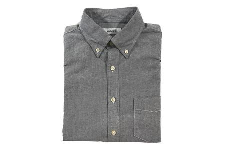 Milworks Oxford Shirt - Grey