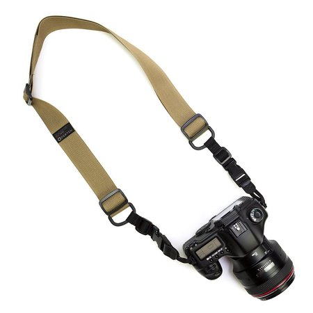 DSPTCH Heavy Camera Sling - Coyote