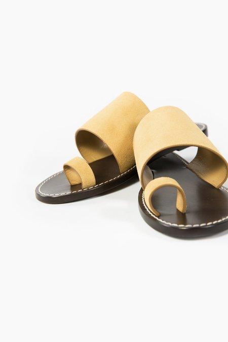 Trademark Taos Suede Sandal - DUNE