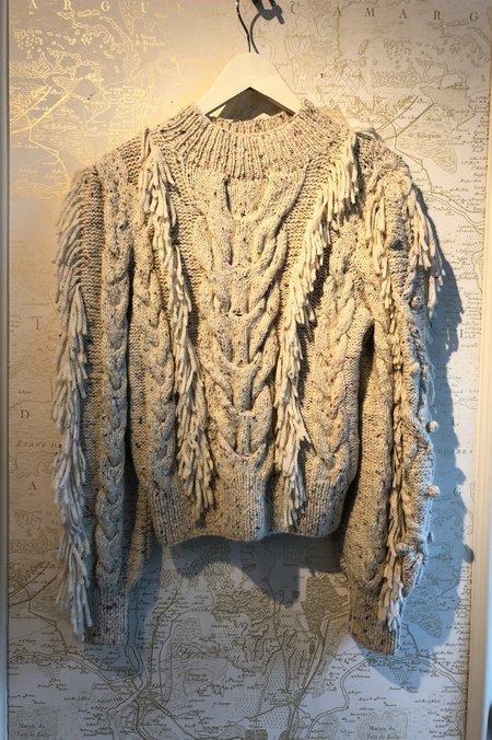 Ulla Johnson 'Marcella' Pullover - off-white