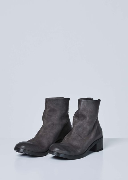 Marsèll Women's Listo Back Zip Boot - charcoal suede