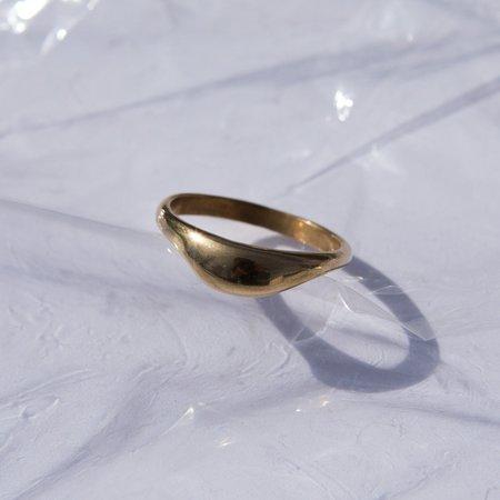 Seaworthy Totis Ring - Brass