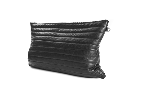Mary Rich Quilted Clutch