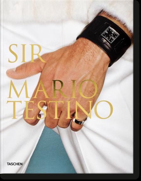 Taschen MARIO TESTINO: SIR