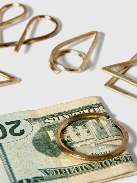Sin Money Clip Common