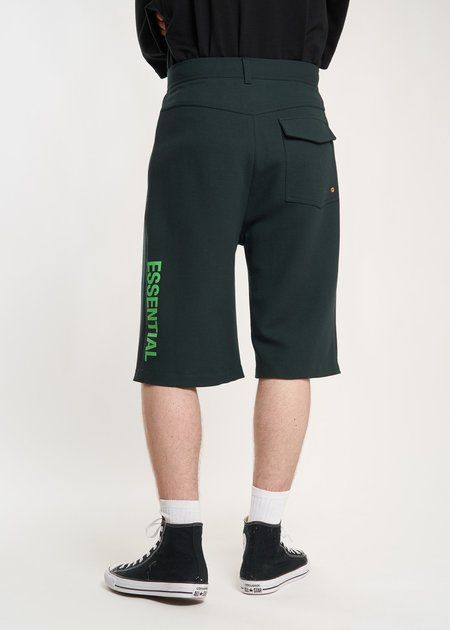 Ex Infinitas Tailored Board Short - forest green