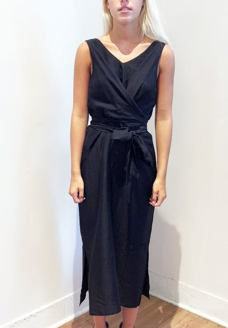 Nicole Kwon Concept Store Victoria Dress - black