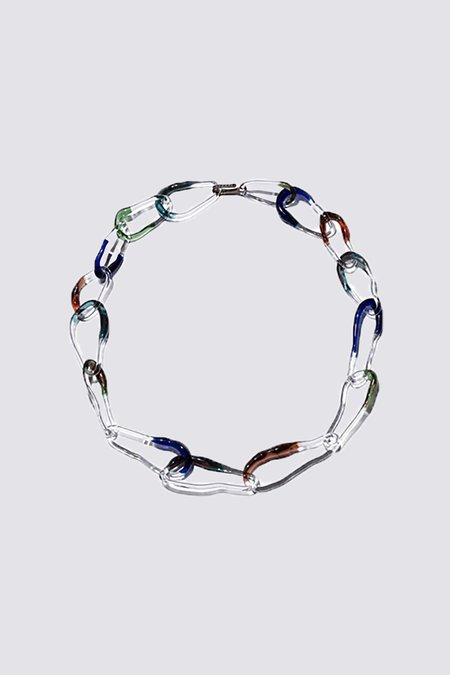 JANE D'ARENSBOURG Glass Chain