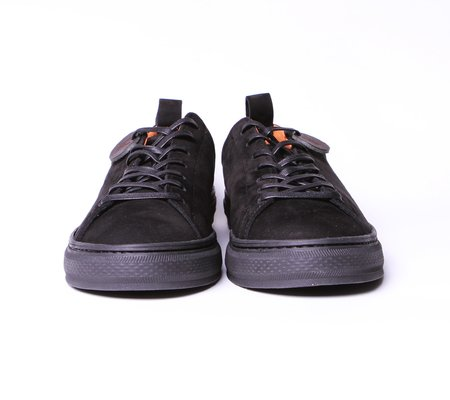 Clark Street Mercantile BT Chubby Low Shrine Pack - Black Nubuck