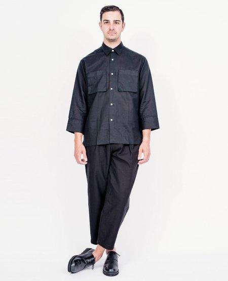 COLTESSE Tara Shirt - Black