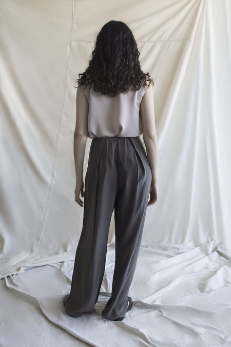 Vincetta Willow Pant - Olive