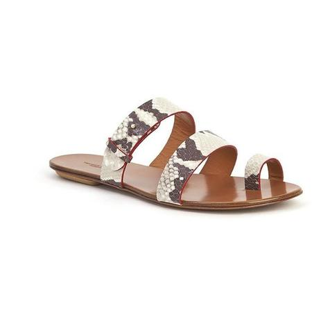 Visconti & Du Reau NAXOS1 Sandals - Natural