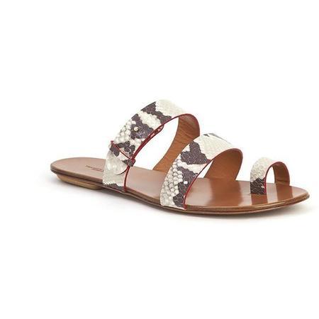 Visconti & Du Reau NAXOS1 Sandals - Natural