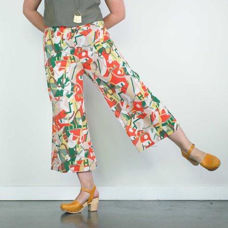 Gravel & Gold Set Pants - Rhythm Color