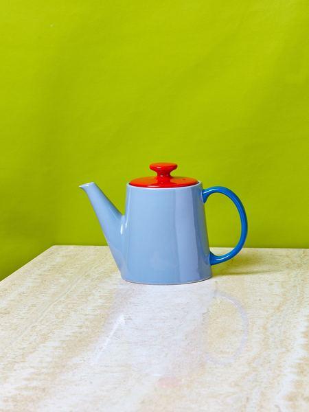 Jansen Ceramic Teapot