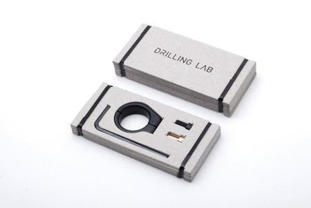 Unisex Drilling Lab Ring - Type A