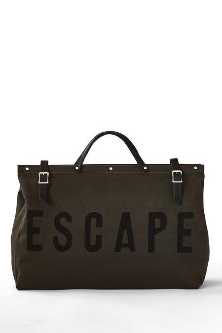 Forestbound Escape Forest Bound Canvas Utility Bag