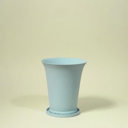 Middle Kingdom Piccolo Conical Pot - Denim