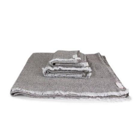 Morihata Nuno Towel - Grey