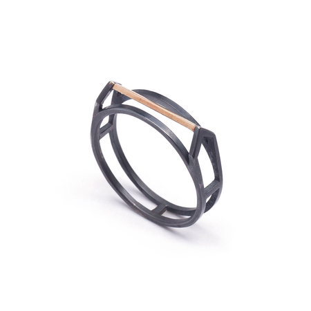 Theuncommons Mute Object XR02 Ring