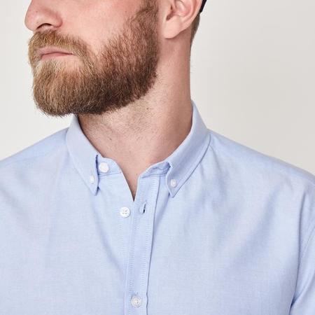 Suit Oxford Shirt - Light Blue