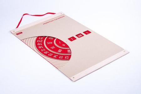 Tait Design Co Perpetual Calendar