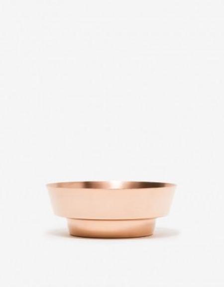 """Yield 8"""" Copper Spun Bowl"""